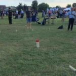 Accelerated Kubb Match