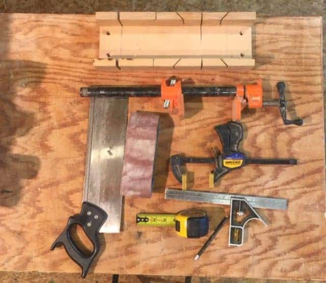 Photo of tools.