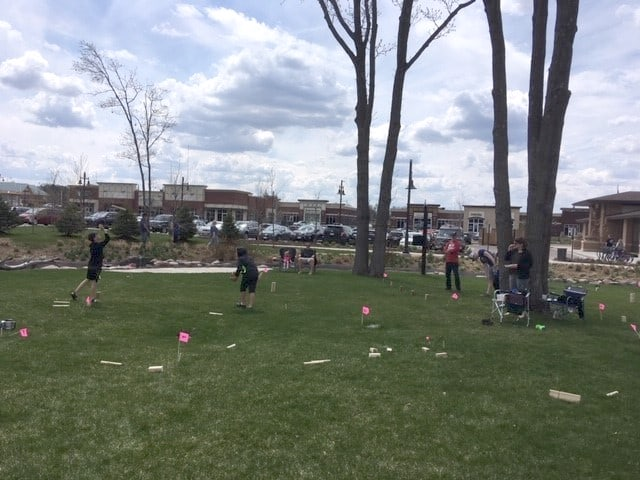 River Prairie Kubb Tournament 2019 Recap