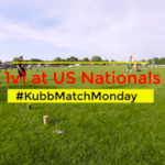 Kubb Match Monday: Forney vs. Goetstouwers